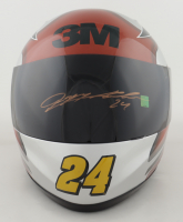 Jeff Gordon Signed NASCAR 3M Special Edition Full-Size Helmet (Gordon Hologram) (See Description) at PristineAuction.com