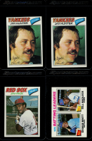"""""""1977 TOPPS BASEBALL COMPLETE SET BREAK"""" MYSTERY BOX– 22 CARDS PER BOX at PristineAuction.com"""