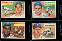 """""""1956 Topps Baseball"""" Complete Set Break MYSTERY BOX – 4 Cards Per Box! at PristineAuction.com"""