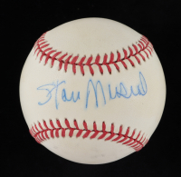 Stan Musial Signed ONL Baseball (JSA COA) (See Description) at PristineAuction.com