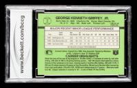 Ken Griffey Jr. 1989 Donruss Rookies #3 (BCCG 10) (See Description) at PristineAuction.com
