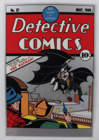 """Detective Comics"" Issue #27 .999 Fine Silver Cover at PristineAuction.com"
