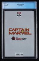 "2020 ""Captain Marvel"" Issue #16 Peach Momoko Variant Marvel Comic Book (CGC 9.6) at PristineAuction.com"