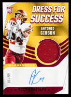Antonio Gibson 2020 Rookies and Stars Dress for Success Jersey Autographs #28 #1/99 at PristineAuction.com