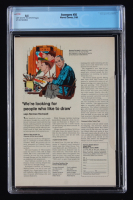 """1968 """"The Avengers"""" Issue #50 Marvel Comic Book (CGC 8.5) at PristineAuction.com"""
