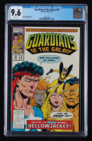 "1993 ""Guardians of The Galaxy"" Issue #34 Marvel Comic Book (CGC 9.6) at PristineAuction.com"