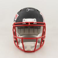 Tyreek Hill Signed Chiefs Full-Size AMP Alternate Speed Helmet (JSA COA) at PristineAuction.com