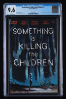 "2019 ""Something is Killing the Children"" Issue #1 Boom Studios Comic Book (CGC 9.6) at PristineAuction.com"