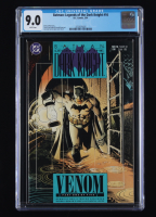 "1991 ""Batman: Legends of the Dark Knight"" Issue #16 DC Comic Book (CGC 9.0) at PristineAuction.com"