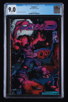 """1994 """"Creed"""" Issue #1 Hall of Heros Comic Book (CGC 9.0) at PristineAuction.com"""