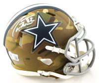 Jason Witten Signed Cowboys Camo Alternate Speed Mini Helmet (Beckett COA & Witten Hologram) at PristineAuction.com