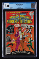"1977 ""DC Super Stars"" Issue #14 DC Comic Book (CGC 8.0) at PristineAuction.com"