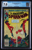"1982 ""The Amazing Spider-Man"" Issue #233 Marvel Comic Book (CGC 7.0) at PristineAuction.com"