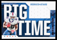 Devin Singletary 2020 Rookies and Stars Big Time Materials #18 #186/199 at PristineAuction.com