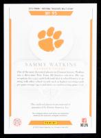 Sammy Watkins 2015 Panini National Treasures Collegiate Multisport Materials #95 #82/99 at PristineAuction.com