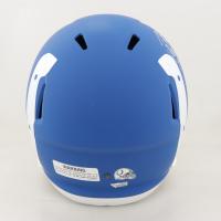 Peyton Manning Signed Colts Full-Size AMP Alternate Speed Helmet (Fanatics Hologram) (See Description) at PristineAuction.com