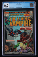 "1974 ""Adventure Into Fear"" Issue #24 Marvel Comic Book (CGC 6.0) at PristineAuction.com"