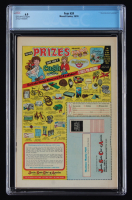 """1974 """"Adventure Into Fear"""" Issue #24 Marvel Comic Book (CGC 6.0) at PristineAuction.com"""