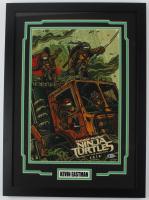 "Kevin Eastman Signed ""Teenage Mutant Ninja Turtles"" 19x26 Custom Framed Photo Display (Beckett COA) (See Description) at PristineAuction.com"
