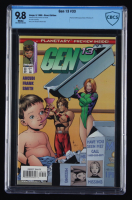 "1988 ""Gen 13"" Issue #33 Image Comic Book (CBCS 9.8) at PristineAuction.com"