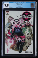 "2020 ""Fallen Angels"" Issue #1 Greg Land Variant Marvel Comic Book (CGC 9.8) at PristineAuction.com"