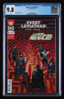 """2020 """"Event Leviathan"""" Issue #6 Marvel Comic Book (CGC 9.8) at PristineAuction.com"""