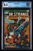 "1974 ""Dr. Strange"" Issue #1 Marvel Comic Book (CGC 8.5) at PristineAuction.com"