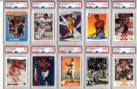 Icon Authentic SPX Series 85 Mystery Box 100+ Cards Per Box at PristineAuction.com