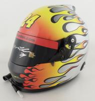 "Jeff Gordon Signed NASCAR ""24Ever"" Career Highlight Full-Size Helmet (Gordon Hologram) (See Description) at PristineAuction.com"