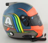 Jeff Gordon Signed NASCAR Axalta Rainbow Special Edition Full-Size Helmet (Gordon Hologram) at PristineAuction.com
