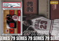 Icon Authentic SPX Series 79 Mystery Box 100+ Cards Per Box at PristineAuction.com