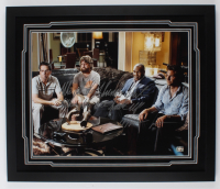 """Mike Tyson Signed """"The Hangover"""" 22x26 Custom Framed Photo Display With Extensive Inscription (Fiterman Sports Hologram) at PristineAuction.com"""