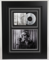 "Taylor Swift Signed 17x22 Custom Framed ""Folklore"" Album Photo Display (JSA COA) at PristineAuction.com"
