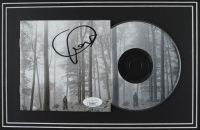"Taylor Swift Signed 17x22 Custom Framed ""Folklore"" Album Photo Display (JSA COA) at PristineAuction.com"