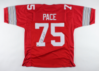 Orlando Pace Signed Jersey (Schwartz COA) at PristineAuction.com