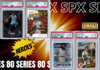 Icon Authentic SPX Series 80 Mystery Box 100+ Cards Per Box at PristineAuction.com