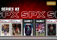 Icon Authentic SPX Series 82 Mystery Box 100+ Cards Per Box at PristineAuction.com
