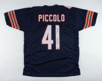 "James Caan Signed Jersey Inscribed ""Piccolo"" (Schwartz COA) at PristineAuction.com"
