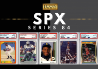 Icon Authentic SPX Series 84 Mystery Box 100+ Cards Per Box at PristineAuction.com