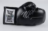 Mike Tyson Signed Everlast Boxing Glove (Schwartz COA & Fiterman Hologram) at PristineAuction.com