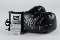 Mike Tyson Signed Everlast Boxing Glove (Schwartz COA & Fiterman Hologram) at PristineAuction.com