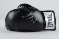 "Michael Nunn Signed Everlast Boxing Glove Inscribed ""Second To Nunn"" (Schwartz COA) at PristineAuction.com"