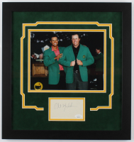 Phil Mickelson Signed 17x18 Custom Framed Photo Display (JSA COA) at PristineAuction.com