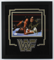 "Chyna Signed 17x19 Custom Framed Photo Display Inscribed ""XOXO"" (JSA COA) at PristineAuction.com"