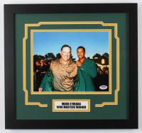 Mark O'Meara Signed 16x17 Custom Framed Photo Display (PSA COA) at PristineAuction.com