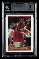 LeBron James 2003-04 Topps Collection #221 RC (BGS 9) at PristineAuction.com