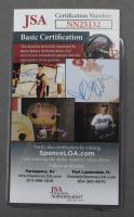 Arnold Palmer Signed 19x21 Custom Framed Photo Display (JSA COA) at PristineAuction.com