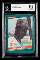 Barry Bonds 1986 Donruss Rookies #11 RC (BGS 6.5) at PristineAuction.com