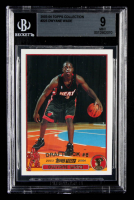 Dwyane Wade 2003-04 Topps Collection #225 RC (BGS 9) at PristineAuction.com
