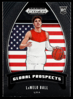 LaMelo Ball 2020-21 Panini Prizm Draft Picks #98 at PristineAuction.com